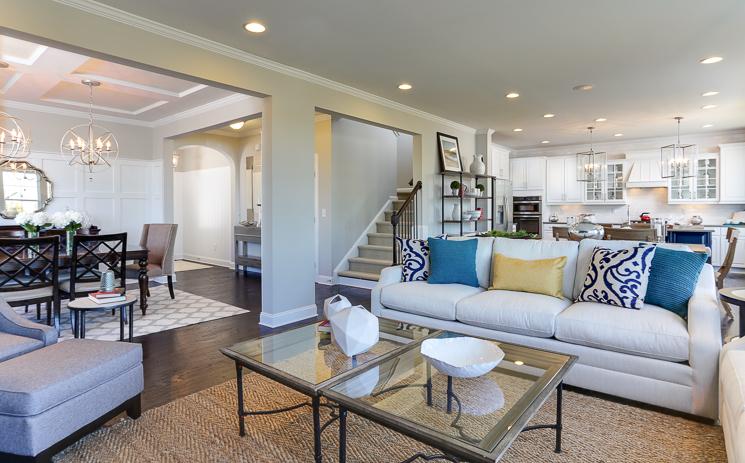 12 oaks living room