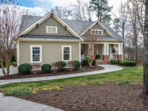 Hillman Real Estate Group - Craftsman Home in Wake Forest: Now Showing