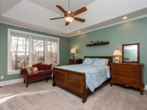 Hillman Real Estate Group - Nice high-end treatments throughout, including fantastic master bedroom