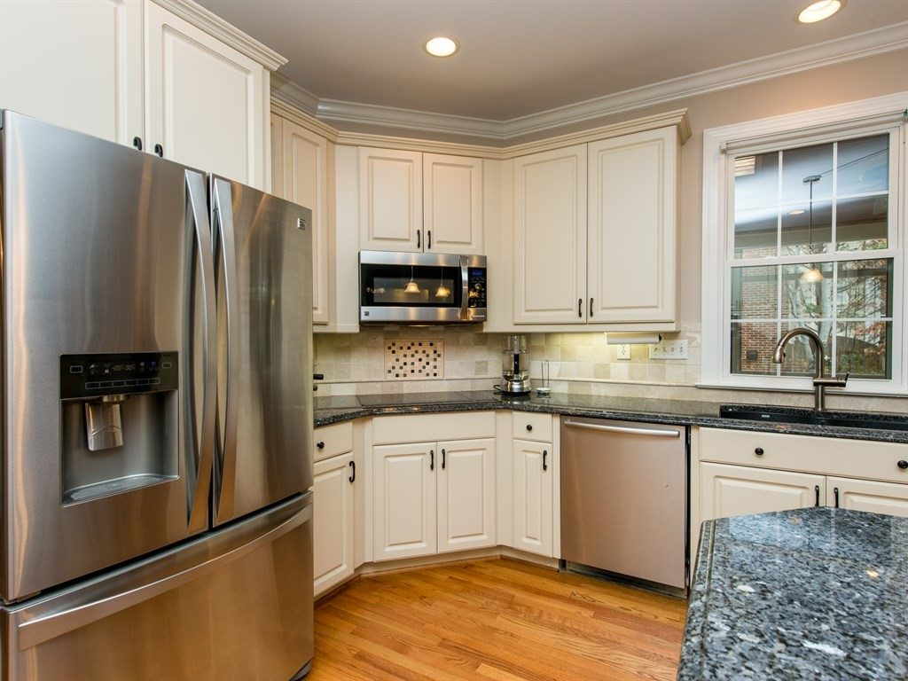 Lots of upgrades in this Cary kitchen
