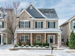 3 bedroom home for sale in Morrisville by Hillman Real Estate Group