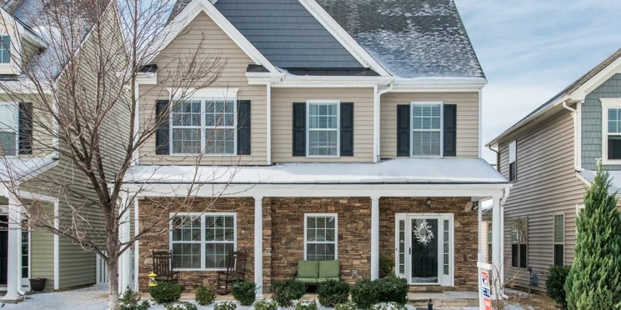 Sold: Three Bedrooms and Numerous Upgrades in Morrisville