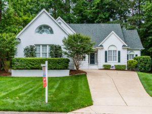 North Raleigh home sold by Hillman Real Estate Group sight unseen