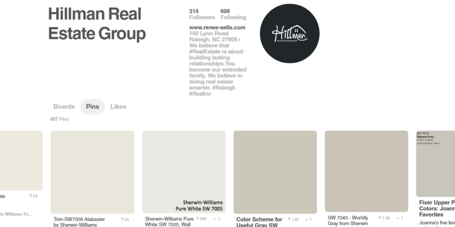 Direct from the Top Producers Council: Top Sherwin-Williams Interior Paint and Trim Colors