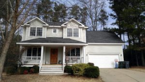 Coming Soon from Hillman Real Estate Group: Three bedrooms and a great fenced in backyard in Apex!