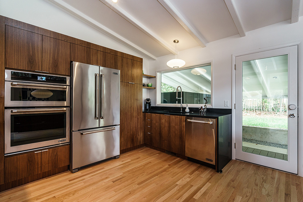 hillman real estate group - raleigh modernist home for sale - 021_Kitchen - Ocotea
