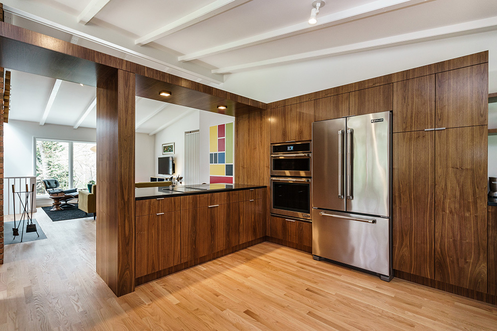 hillman real estate group - raleigh modernist home for sale - 022_Kitchen - Ocotea