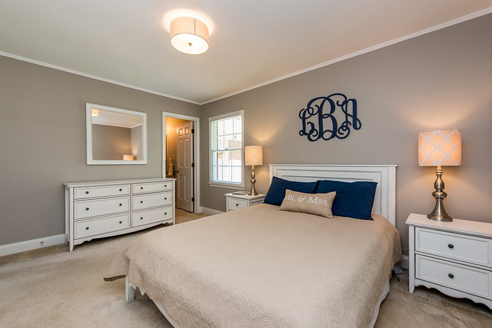 West Raleigh home for sale by Hillman Real Estate Group
