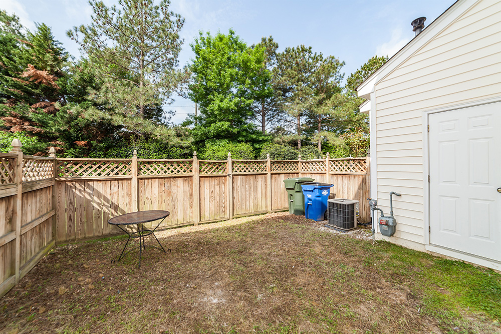 Townhome for sale in Raleigh - Hillman Real Estate Group