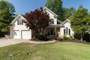Holly Springs home for sale in Sunset Ridge by Renee Hillman, Hillman Real Estate Group, RE/MAX One Realty