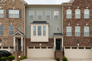 Hillman Real Estate Group - 3 bedroom Raleigh townhouse for sale