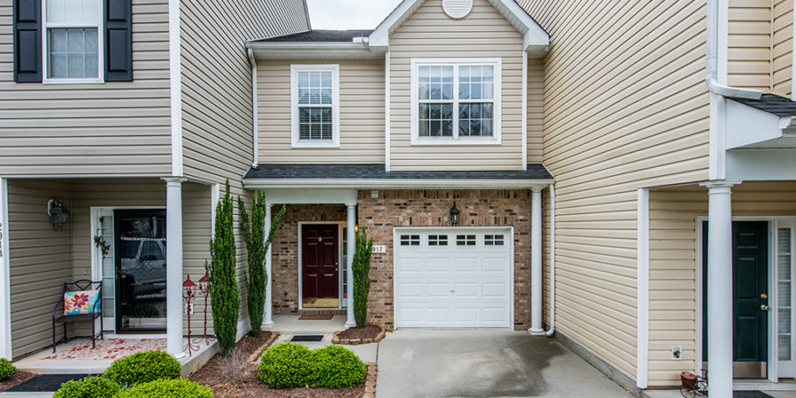 Sold: Raleigh Townhome in a Serene Natural Setting