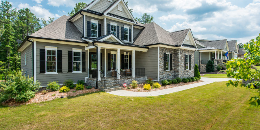 Sold: Five Bedroom with Craftsman Detail in Northwest Cary