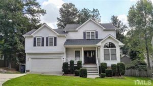 Hillman Real Estate Group - Homes for Sale in Apex - Whitehall Manor