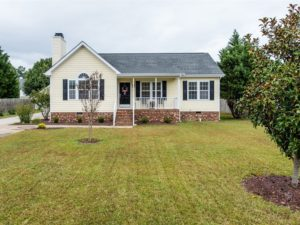 Holly Springs home for sale by Renee Hillman - Hillman Real Estate Group