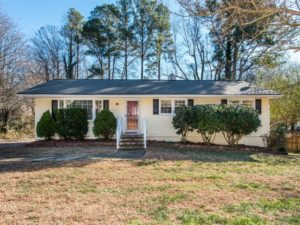 Ranch homes for sale in Raleigh