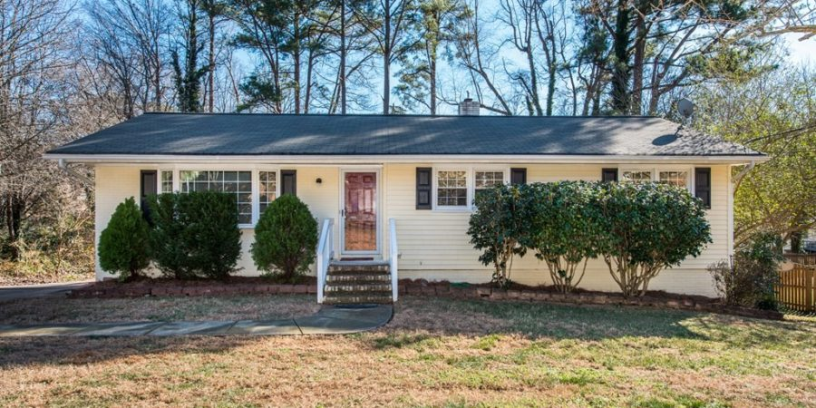Now Showing: Updated Raleigh Ranch with Basement