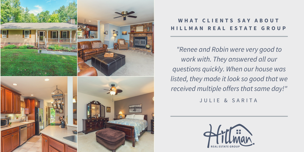 Hillman Real Estate Group Review - Youngsville, NC