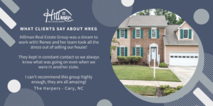 Real estate reviews Hillman Real Estate Group
