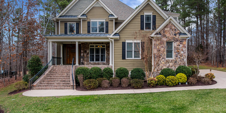 Under Contract: Your Four-Bedroom Private Oasis in Youngsville