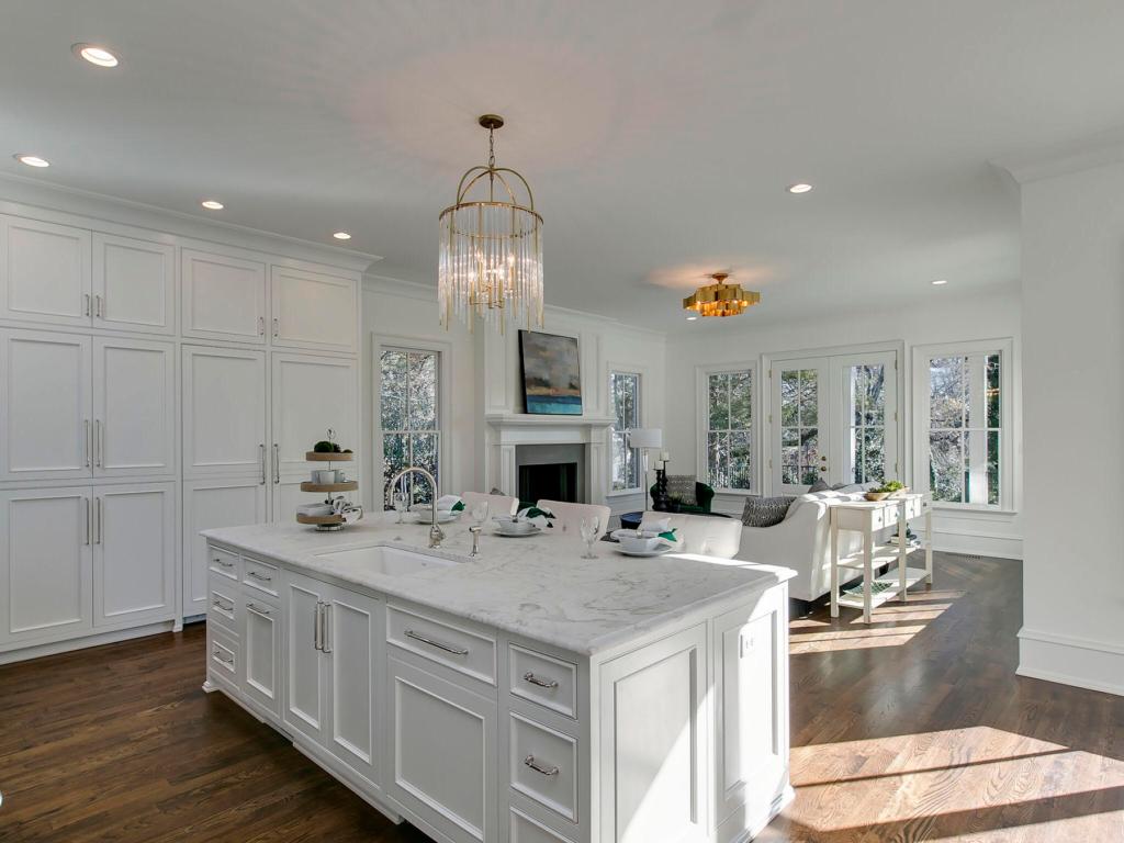 HREG Blog DJF Builders Luxury Kitchen Raleigh