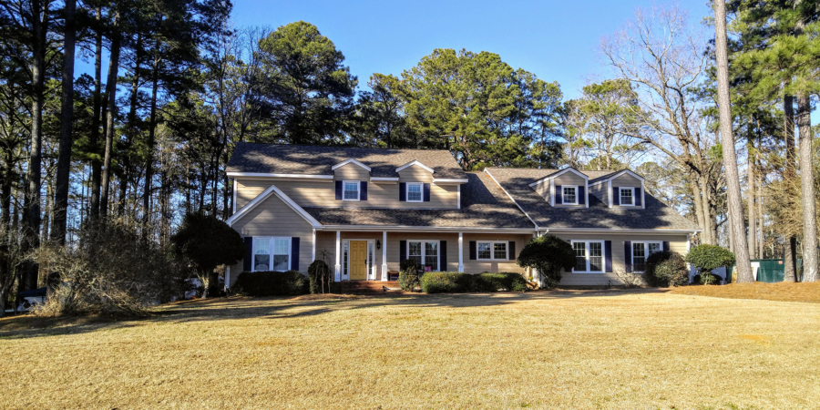 Coming Soon: Gorgeous Home on Picturesque Lot in Benson