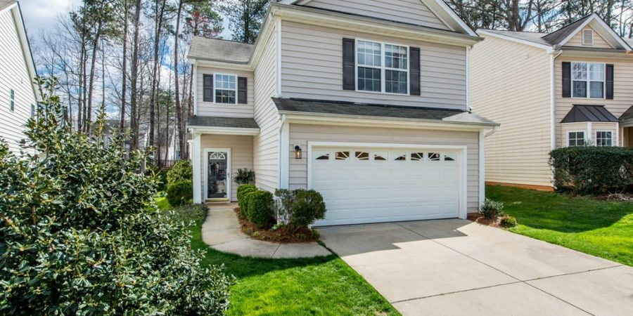 Under Contract: Three Bedroom Home near NC State – Less Than $250,000