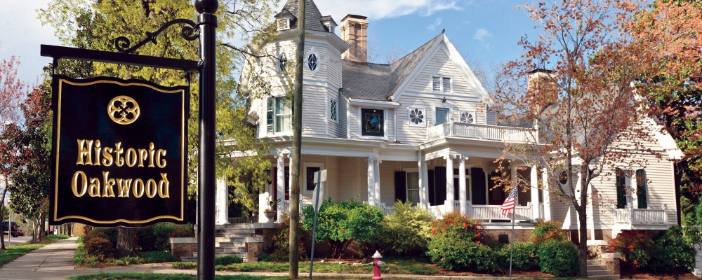 Historic Oakwood Real Estate - Downtown Raleigh
