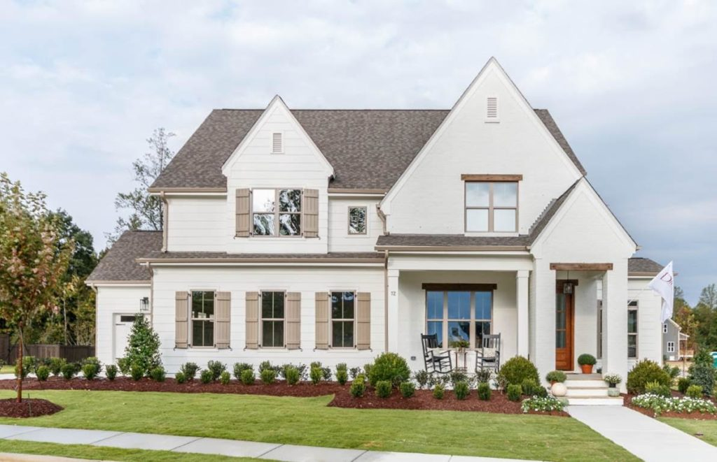 New Home Construction Design Trends Courtesy Of Homes By Dickerson