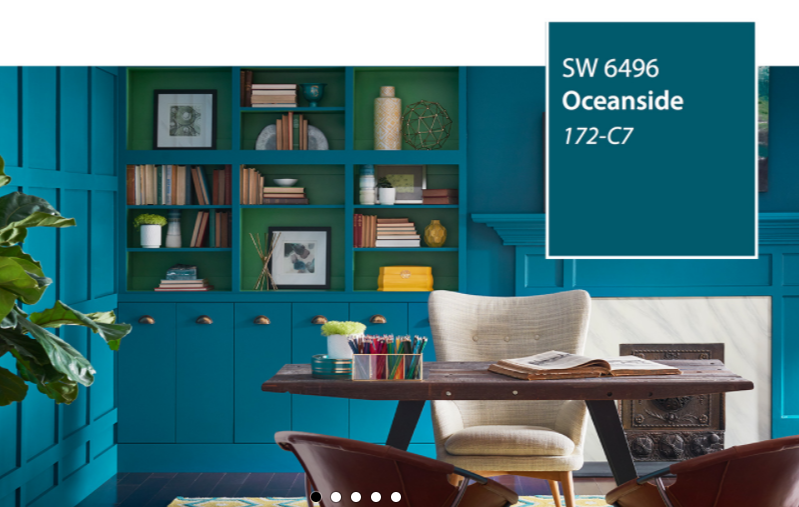 Homes By Dickerson New Home Design Trends Paint Colors Blue