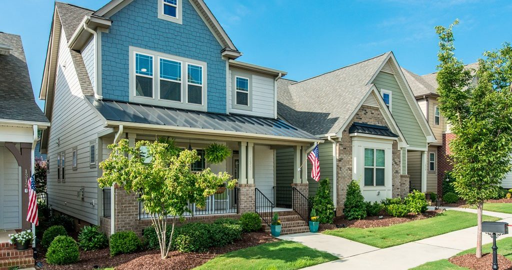 Homes for sale in Raleigh Inside Wade Park
