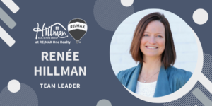 Renee Hillman HREG RE/MAX One Realty