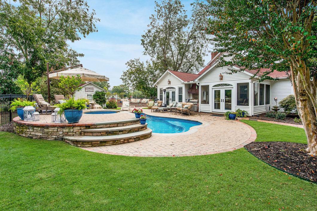 Renovated Benson Farmhouse for Sale - Hillman Real Estate Group