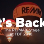 RE/MAX Stage Returns to Freedom Balloon Fest 2018