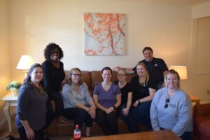 Hillman Real Estate Group supports The Green Chair Project