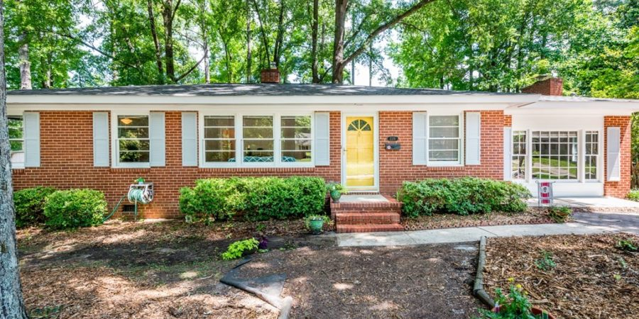 Now Showing: 3 Bedroom Ranch in the Heart of All Things Cary