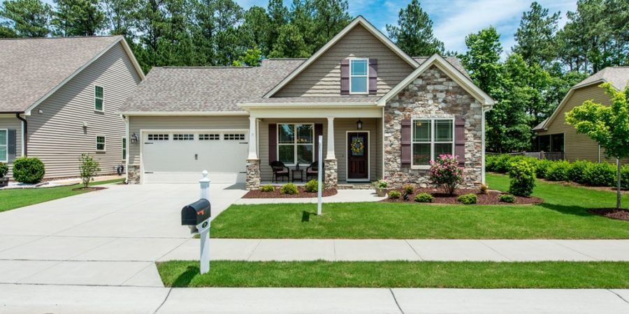 Now Showing: Four Bedroom, Three Bath Home in Youngsville