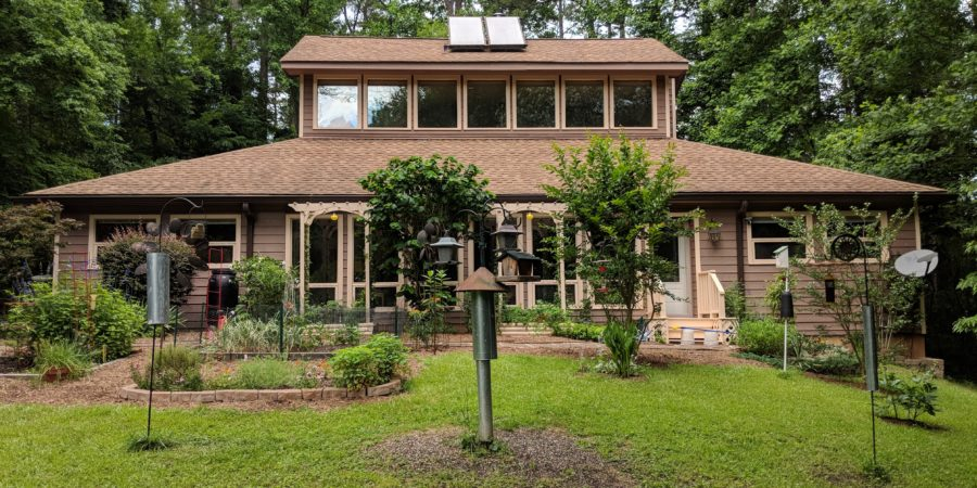 Under Contract: A Must-See, Light-Filled Architectural Beauty in Durham