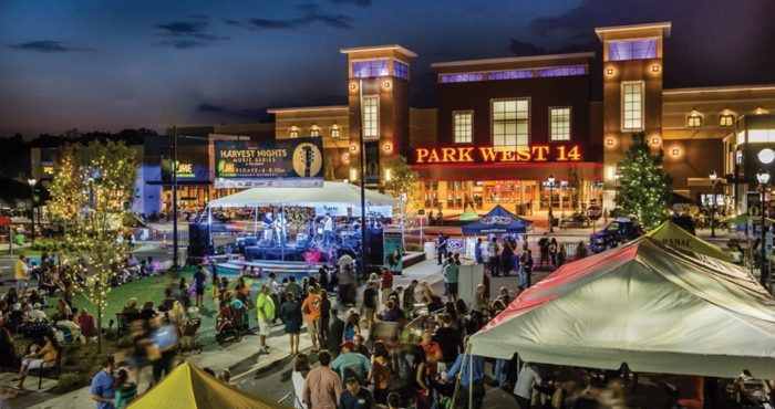 Park West Event