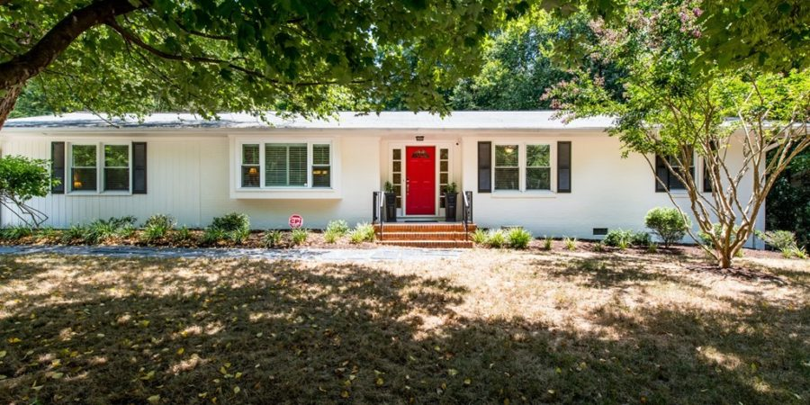 Now Showing: Three Bedroom Durham Ranch In Forest Hills