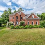 Now Showing: Five Bedroom North Raleigh Brick-Front Home