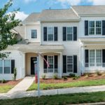 Now Showing: Three Bedroom Townhouse Near Downtown Wake Forest