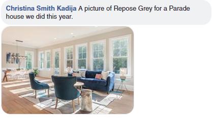 Repose Grey