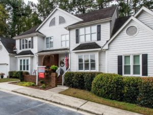Clayton Townhome for Sale - Hillman Real Estate Group