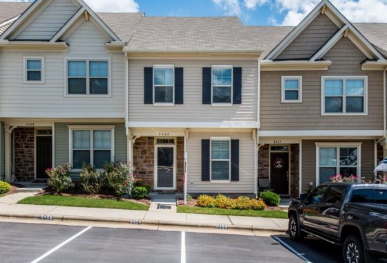 Raleigh Townhouse for Sale - Hillman Real Estate Group