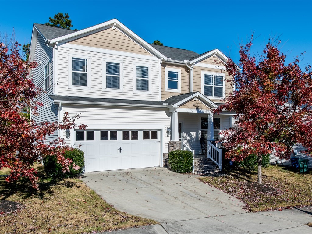 Durham Home for Sale - Hillman Real Estate Group