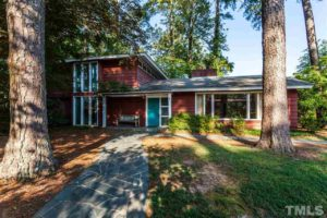 Hillman Real Estate Group Modernist Homes for Sale in the Triangle