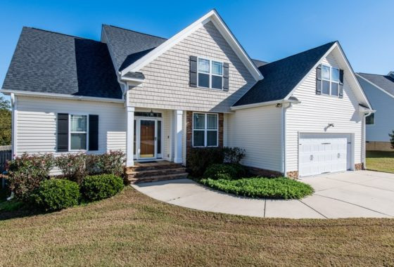 Willow Spring Home for Sale - Hillman Real Estate Group