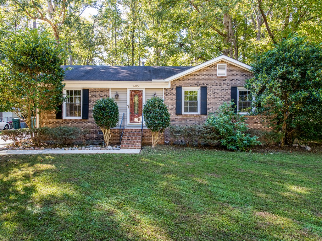 Hillman Real Estate Group - Cary Home for Sale - 606 Webster