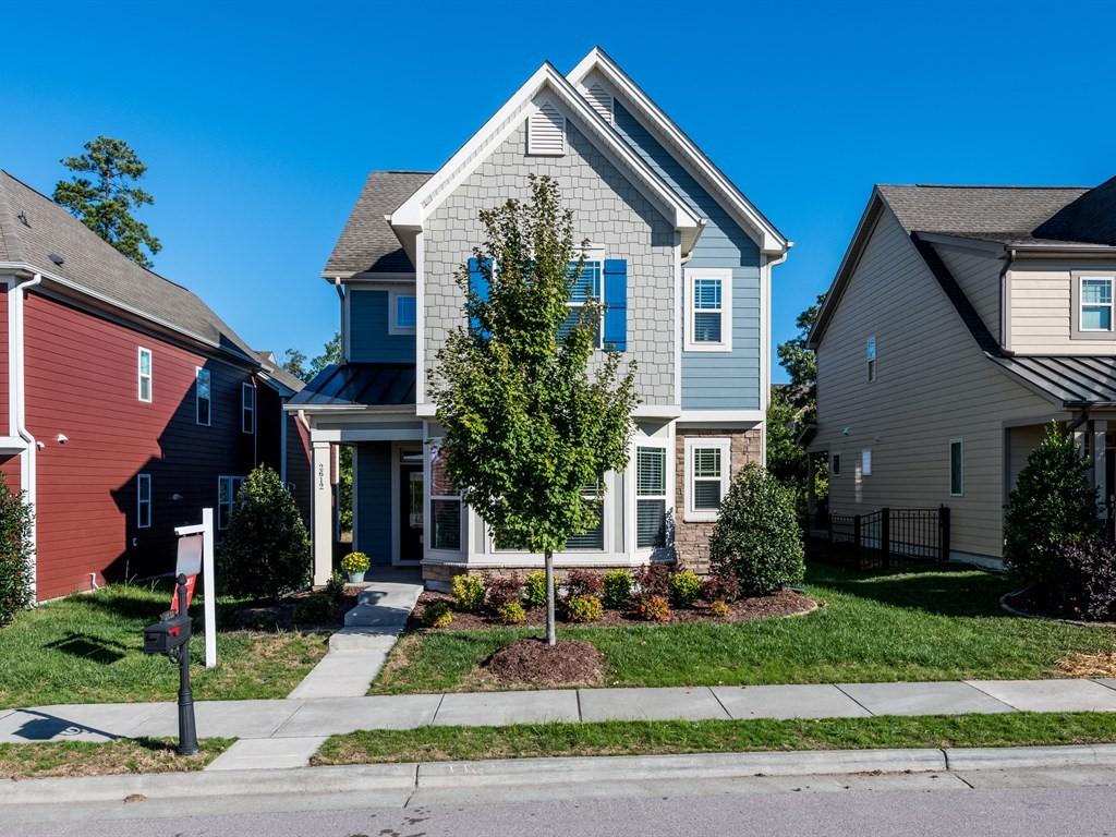 2612 Historic - Morrisville Home for Sale - Hillman Real Estate Group
